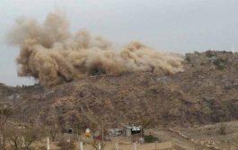 قتلى وجرحى في صفوف مليشيات الحوثي بمحافظة الجوف