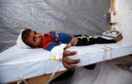 منظمة دولية: رصد 913 وفاة بالكوليرا في اليمن منذ مطلع 2019