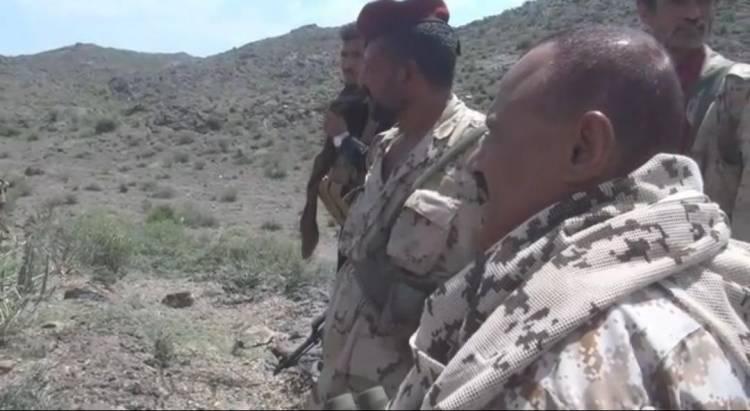 المنطقة العسكرية الرابعة تعلن بدء عملية عسكرية باتجاه مناطق إب الشمالية