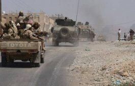 قوة عسكرية سعودية تصل محافظة شبوة لتنفيذ اتفاق جدة