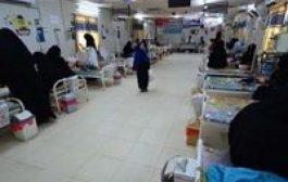 وفاة شخصين وتسجيل عشرات الإصابات بوباء الكوليرا في فرع العدين غرب إب