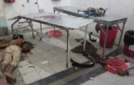 مسلحون مجهولون يقتلون مواطن ويقتحموا مستشفى الثورة بتعز