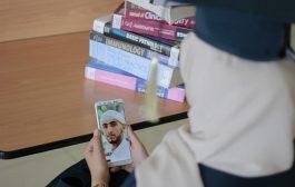 مختطف لدى المليشيا منذ 4 أعوام.. الطبيبة إسراء لخطيبها صامد العامري: حضرت تخرجي في لمعة عيني المشتاقة!
