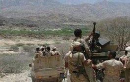 تعز.. معارك وقصف يطال الميليشيات في الأشروح ومصرع العشرات منها