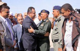 رئيس الوزراء: وصلنا إلى عدن .. وإرادتنا قوية لتنفيذ «اتفاق الرياض»