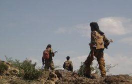 القوات المشتركة تصد هجوماً لمليشيات الحوثي شمال الضالع