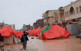 """سقوط امطار مصحوبة بعواصف رعدية على سقطرى جراء وصول """"كيار"""""""