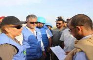 رئيس لجنة تنسيق إعادة الانتشار يدين الخروقات في الحديدة