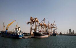 الحكومة اليمنية تمنح أربع سفن محملة بالوقود تصاريح لدخول ميناء الحديدة