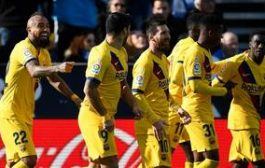 """شاهد.. برشلونة يقلب الطاولة على ليغانيس ويحافظ على صدارة """"الليغا"""