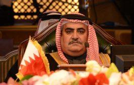 وزير الخارجية البحريني: إيران السبب الرئيسي وراء أزمة اليمن