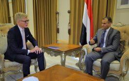 """الاتحاد الاروبي يبدي استعداده لتقديم الدعم وإنجاح """"اتفاق الرياض"""""""