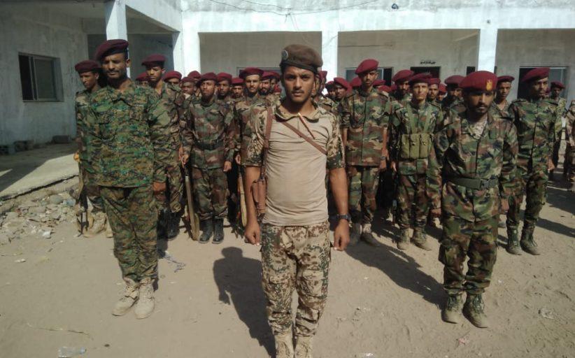 قوات التدخل السريع بقيادة اللحجي تفرض سيطرتها على منطقة المحاريق في عدن