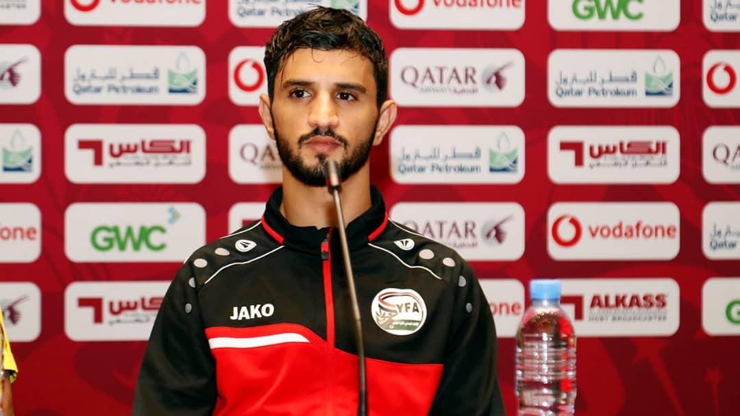 المطري: لاعبو المنتخب اليمني تأثروا نفسيًّا بالهزيمتين في «خليجي 24»