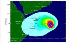 تحذيرات من عاصفة مدارية سادسة في جنوب غرب بحر العرب