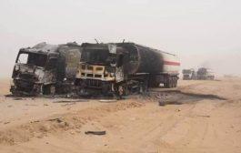 مقتل سائق قاطرة نفط برصاص مسلحون في حضرموت