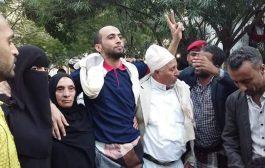 نجاح عملية تبادل للاسراء بين الشرعية والحوثيين بمحافظة تعز