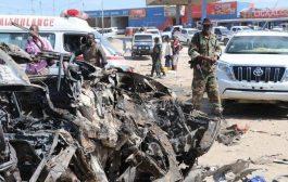 ارتفاع حصيلة انفجار الصومال إلى 90 قتيلا