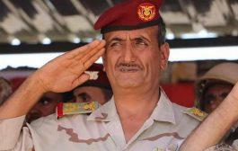 اصابة  العميد عدنان الحمادي بمحاولة اغتيال.. نقل على اثرها الى عدن