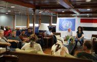 لجنة تنسيق إعادة الانتشار بالحديدة تبدأ اجتماعها على متن سفينة للأمم المتحدة
