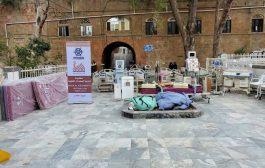 مؤسسةالنفع تدشن مشروع توزيع المعدات الطبية لمستشفيات محافظة تعز