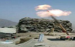 قوات المقاومة الجنوبية تصد هجوماً لمليشيات الحوثي في جبهة ثره بأبين