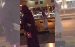 قذفها يازانية.. الامن السعودي يقبض على شخص ظهر يسب امرأة بفيديو (شاهد)