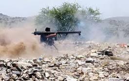 مليشيات الحوثي تقصف نقاط المراقبة المشتركة وتحاول التسلل لمواقع القوات المشتركة