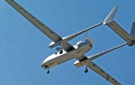 الجيش الوطني اليمني يسقط طائرة مسيرة حوثية في صعدة