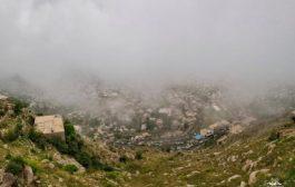 طقس شتوي قارس خلال الـ٢٤ ساعة القادمة في عدد من المحافظات اليمنية