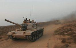 قتلى وجرحى في صفوف الحوثيين وسط تقدم لقوات الجيش الوطني في جبهة نهم