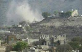 ضحايا مدنيين بقصف مليشيات الحوثي الأحياء السكنية شمال الضالع