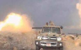 مصرع 13 فرد من أفراد مليشيات الحوثي شمالي الضالع