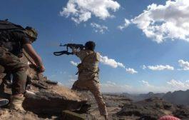 الجيش الوطني يخوض معارك ضارية مع الحوثيين على امتداد جبهات صنعاء والجوف والبيضاء