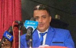 السلطة المحلية بلحج تفرج عن رئيس فرع حزب رابطة أبناء اليمن بتعز