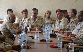 اللواء 35 مدرع بتعز يكلف ثلاثة من ضباطه لمتابعة قضية مقتل قائده