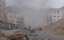 عاجل : اشتباكات عنيفة شرق محافظة تعز والمليشيات تقصف الأحياء السكنية في المدينة