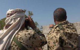 القوات المشتركة تحبط محاولة تسلل لمليشيات الحوثي بمدينة الحديدة