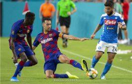 برشلونة ينتزع صدارة ترتيب الدوري الإسباني من الريال