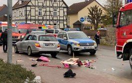 إرتفاع ضحايا حادث الدهس في مهرجان استعراضي بالمانيا إلى 60 مصاب