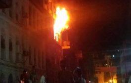 مقتل ثلاث نساء وإصابة 6 آخرون بمدينة كريتر
