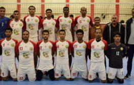 انطلاق بطولة العرب لكرة الطائرة بمصر بمشاركة يمنية لفريق خيبل المهرة