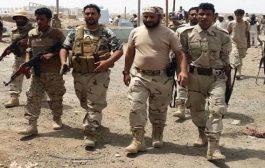 اللواء الثالث دعم وإسناد يسيطر على الوضع في منطقة بئر فضل
