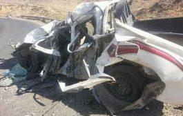 مقتل أربعة أشخاص بحادث مروري في البيضاء