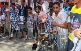 اللجنة الطبية في الهند تضغط على جرحى تعز من أجل إعادتهم دون استكمال علاجهم