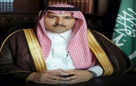 """سفير السعودية في اليمن يعلق على """"هدنة كورونا"""""""