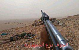 الجوف.. تقدم جزئي للحوثيين ومقتل ضابطين كبيرين في صفوف القوات الحكومية