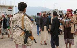 الصليب الأحمر: عشرات الآلاف من النازحين اليمنيين جراء القتال في الجوف