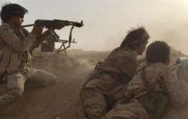 """القوات الحكومية تسيطر على مواقع في """"نهم"""" وتقطع طريق إمداد الحوثيين"""