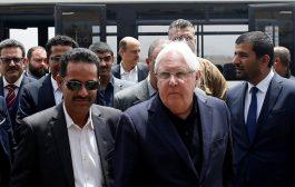 بعد زيارته مأرب جريفيث يصل صنعاء